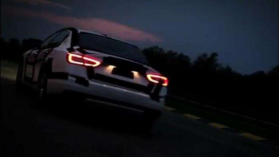 Nuova Maserati Quattroporte, dietro le quinte dei test di Balocco
