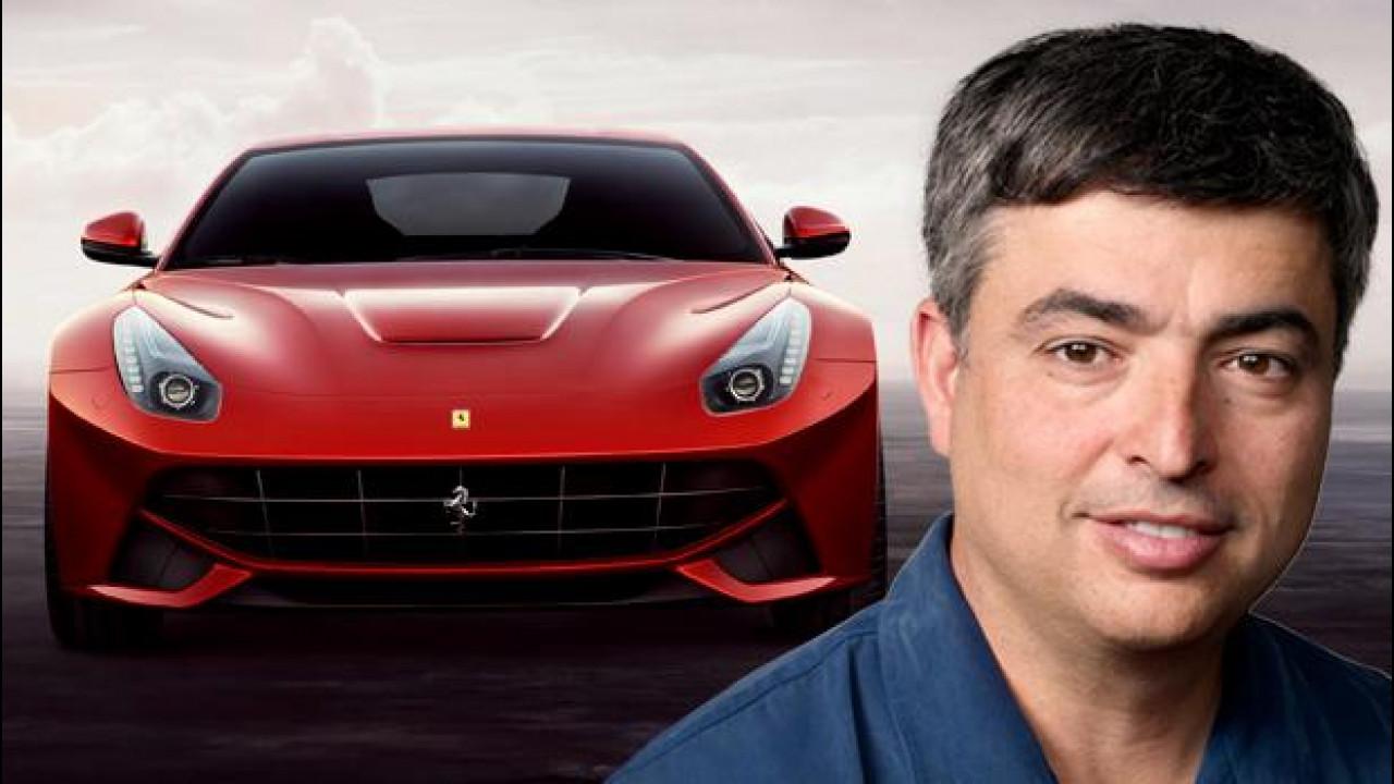 [Copertina] - C'è un po' di Apple anche in Ferrari: nel CdA arriva Eddy Cue