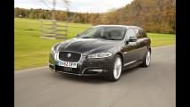 Jaguar XF Sportbrake - TEST