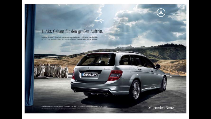 Un nuovo look per il brand Mercedes