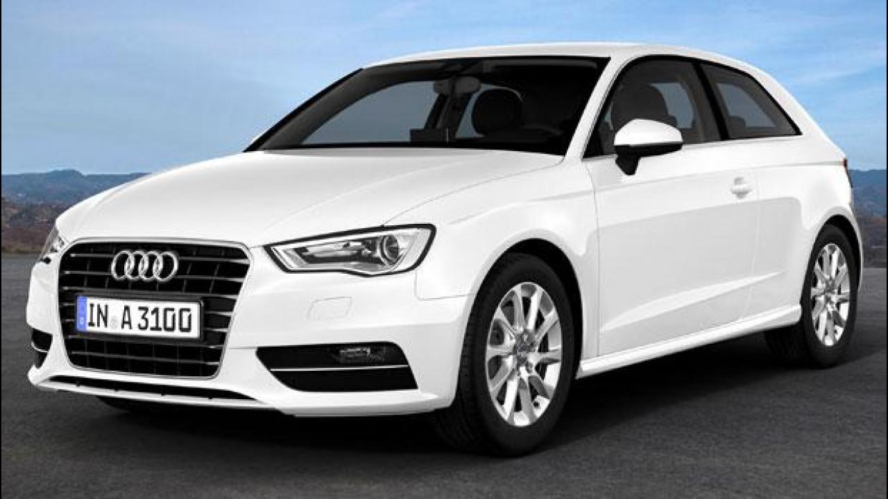 [Copertina] - World Car of the Year 2014 è la Audi A3