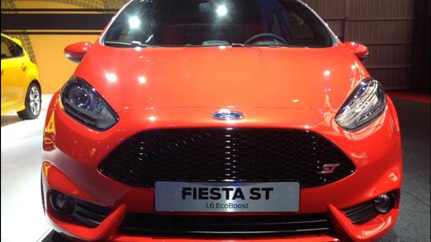 Salone di Parigi: che il nuovo corso (stilistico) abbia inizio per Ford Fiesta e Mondeo