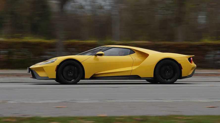 Ford GT: Supersportler mit 647 PS im Fahrbericht