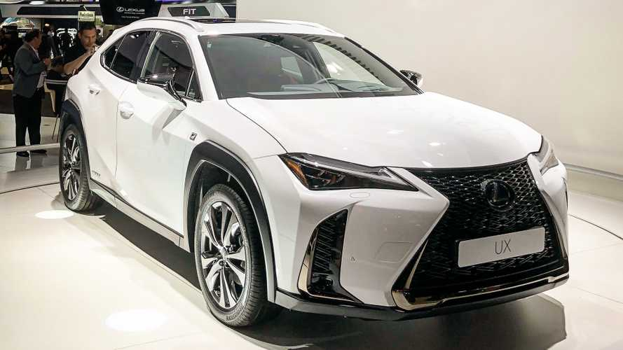 Salão de SP: Lexus UX terá preços entre R$ 170 mil e  R$ 210 mil