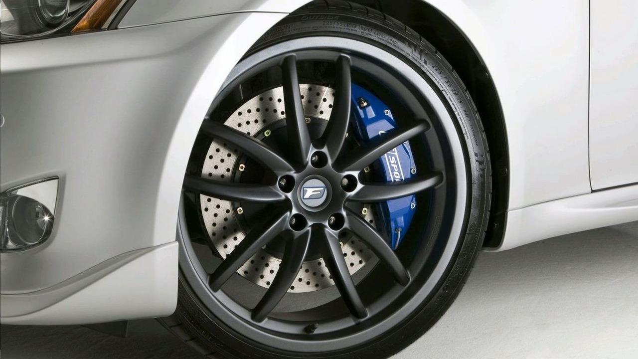 Lexus F Sport Forged Wheels