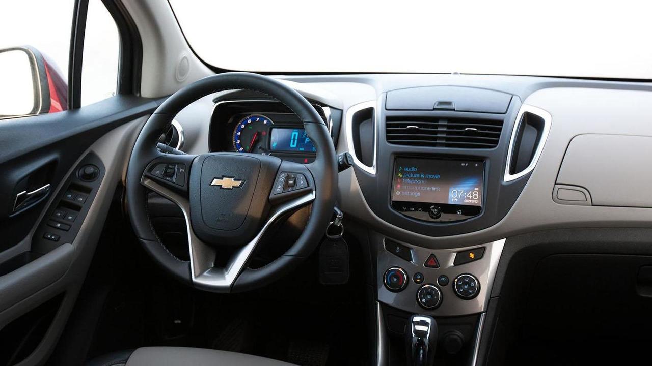 2013 Chevrolet Trax 27 9 2012 7 Of 29 Motor1 Com Photos