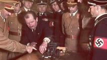 Ferdinand Porsche with Hitler