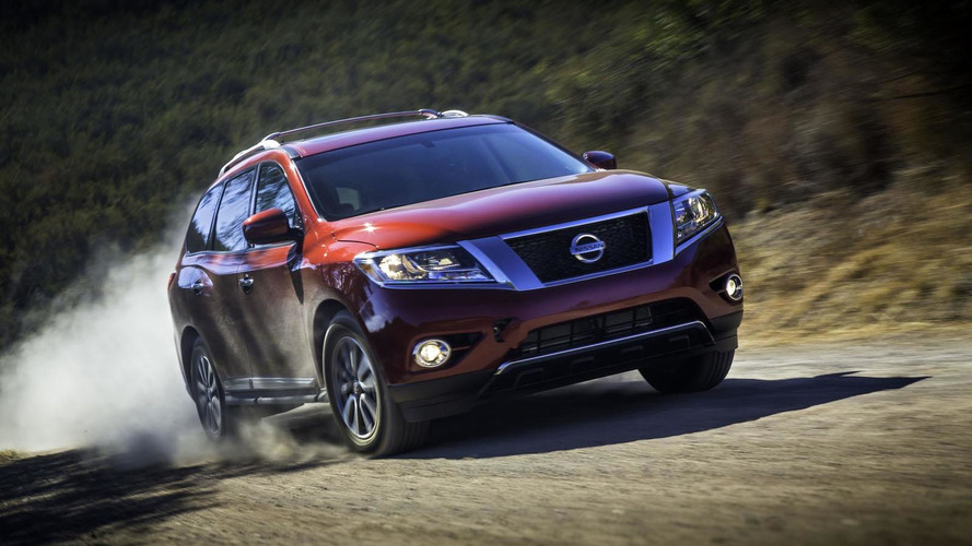 Nissan Pathfinder Hybrid to debut in New York - report
