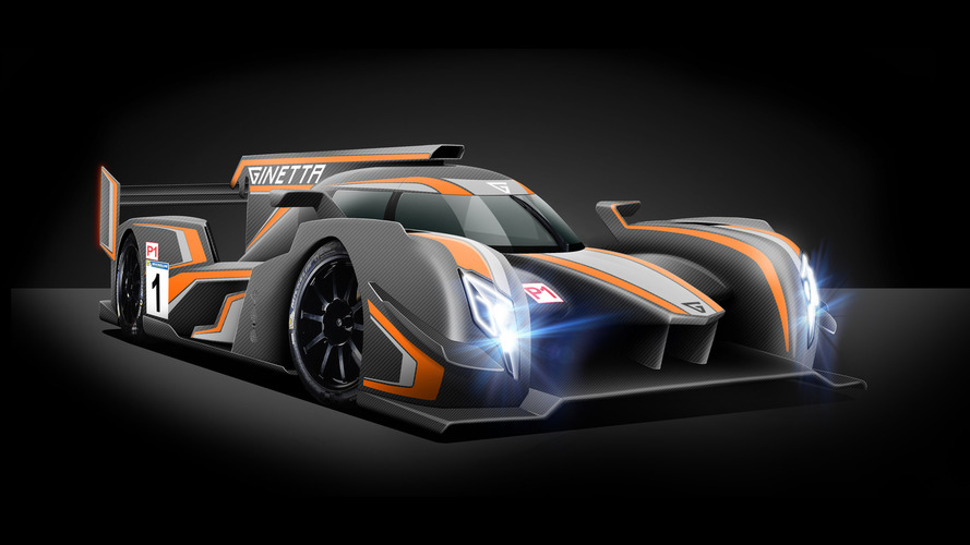 Ginetta confirms LMP1 challenger for 2018 WEC
