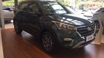 Hyundai Creta loja BR