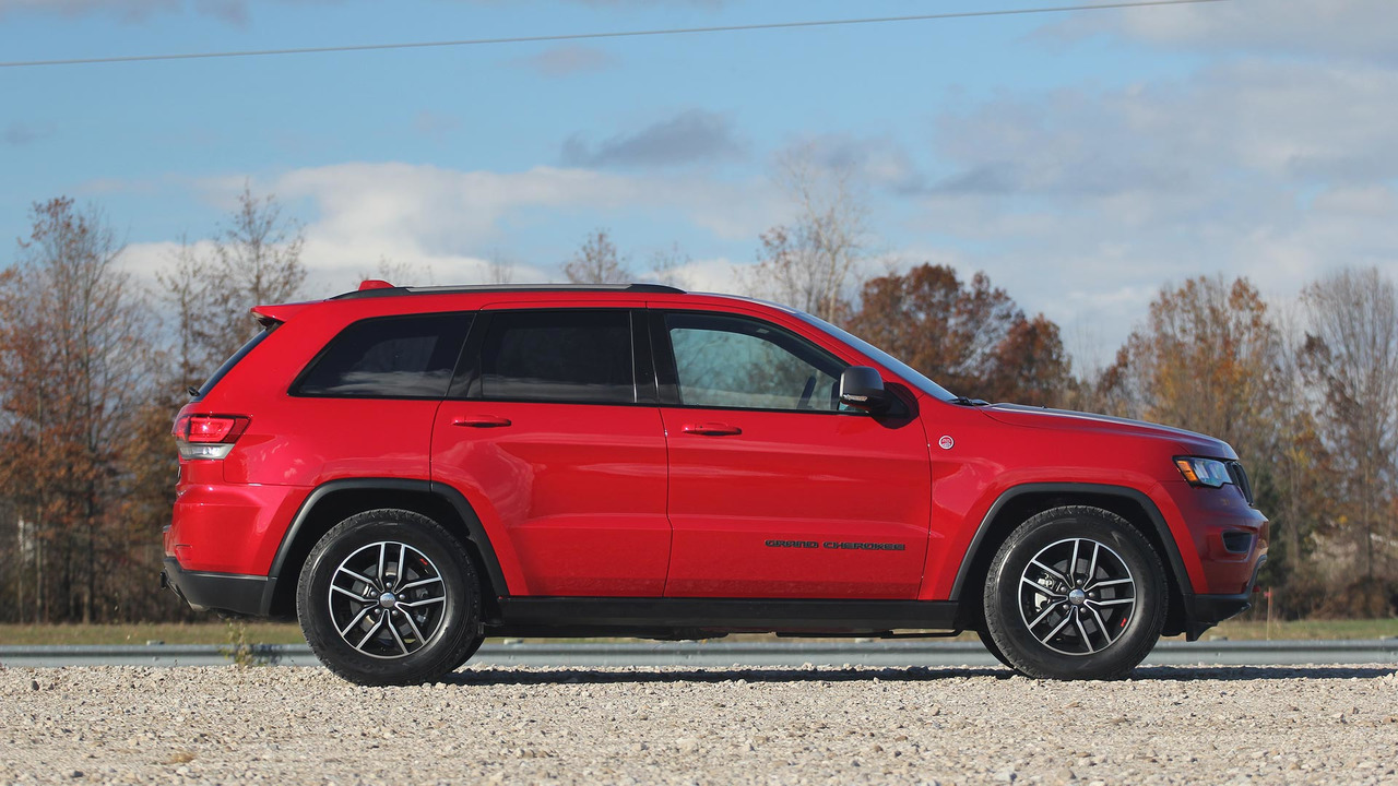 2017 Jeep Grand Cherokee Trailhawk Review ...