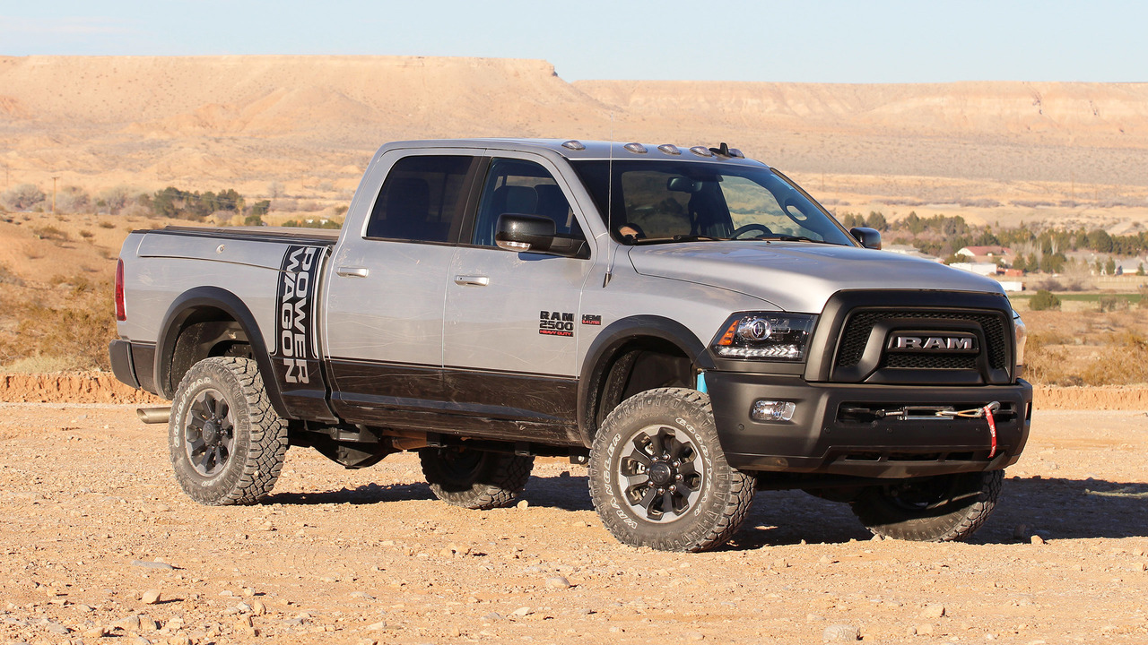 2017 Ram 2500 Power Wagon First Drive Capability Beyond Crawling