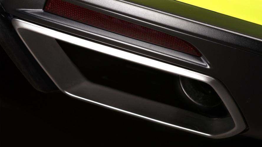 Chevy Camaro Turbo AutoX Concept