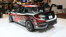 Honda Civic Coupe Racing concept