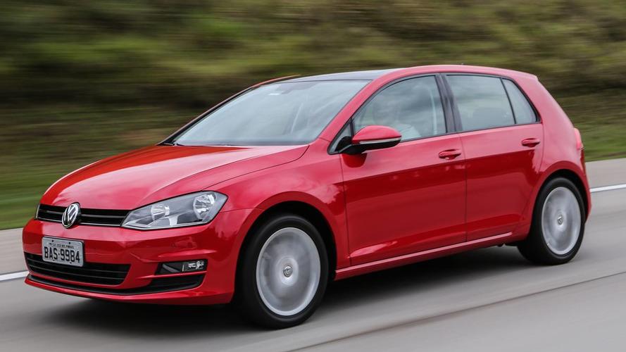 Hatches médios em abril – VW Golf assume liderança depois de mais de um ano