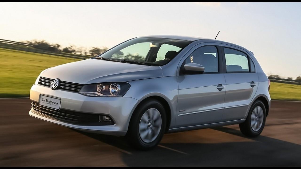VW Gol é o mais vendido de 2015... na Argentina!