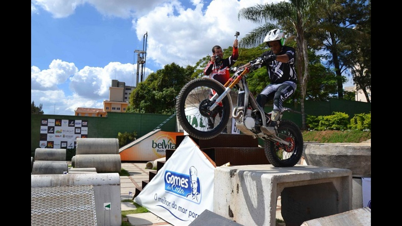 Salão Duas Rodas 2015 terá etapa do Campeonato Brasileiro de Moto Trial