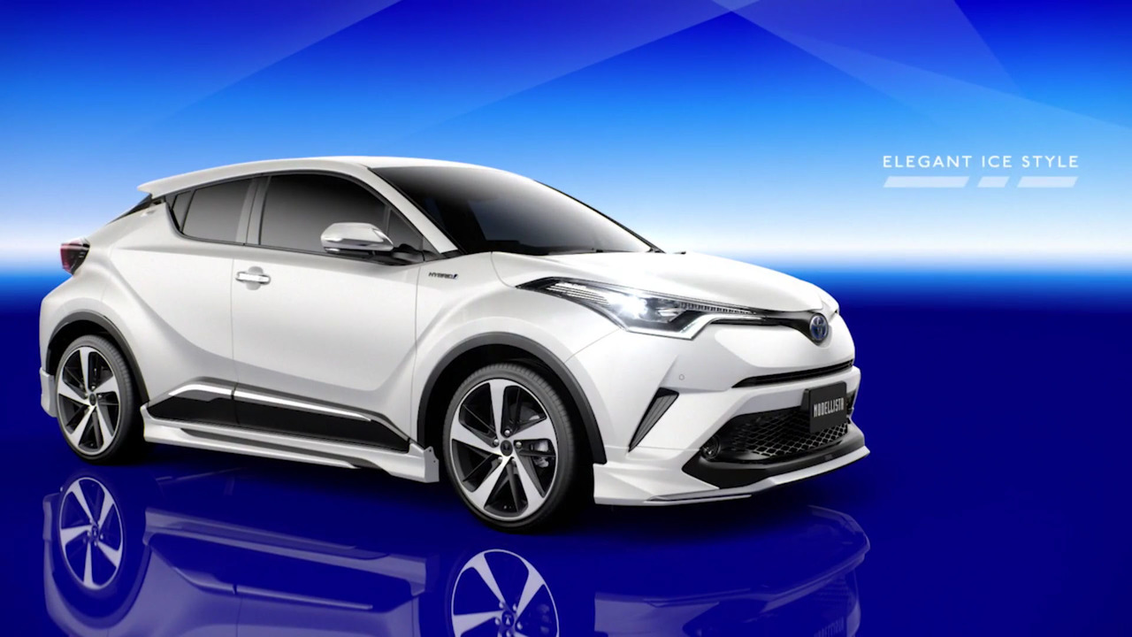 Toyota C-HR by Modelista