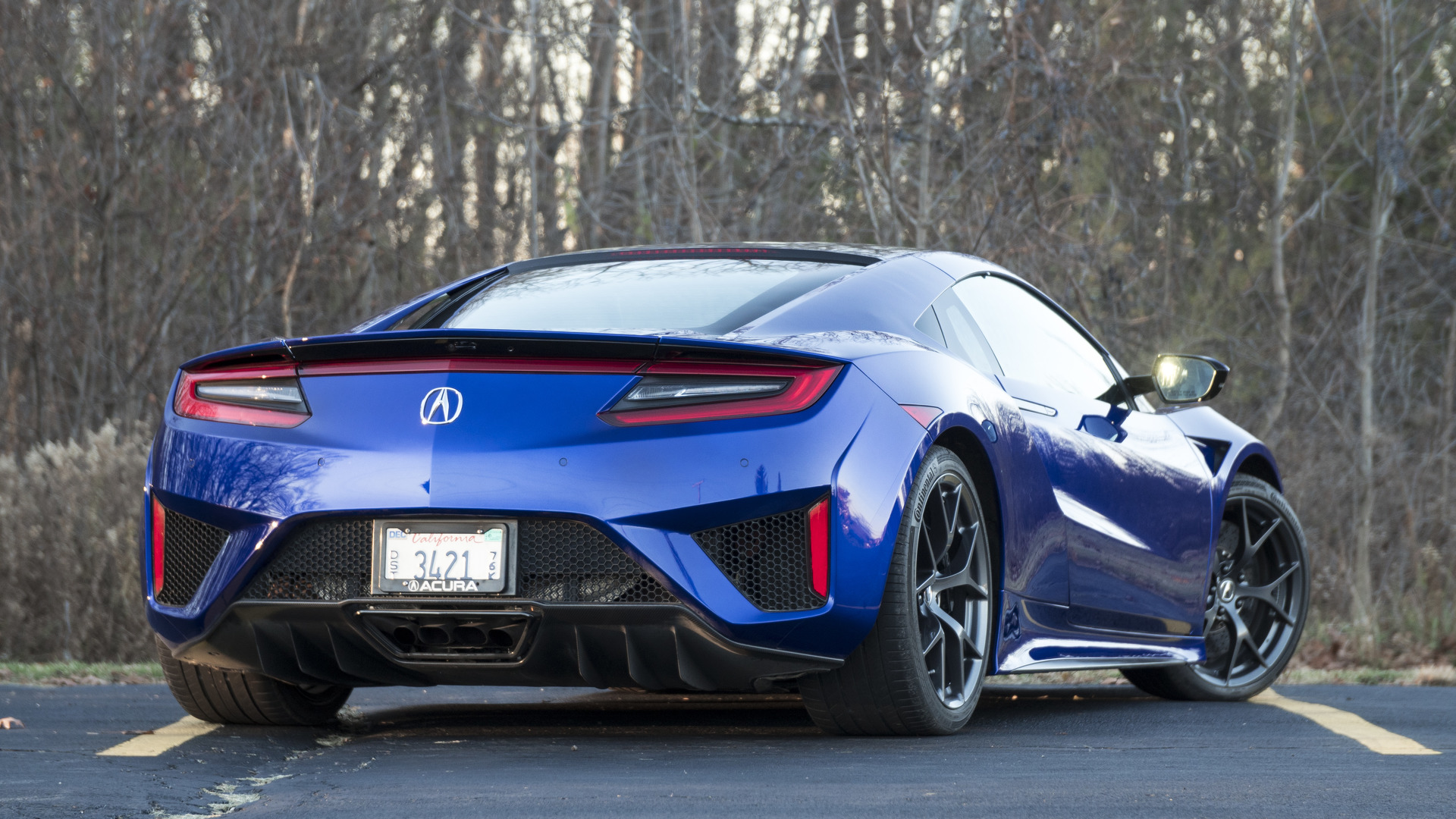 Video Playing Hooky With The 2017 Acura Nsx
