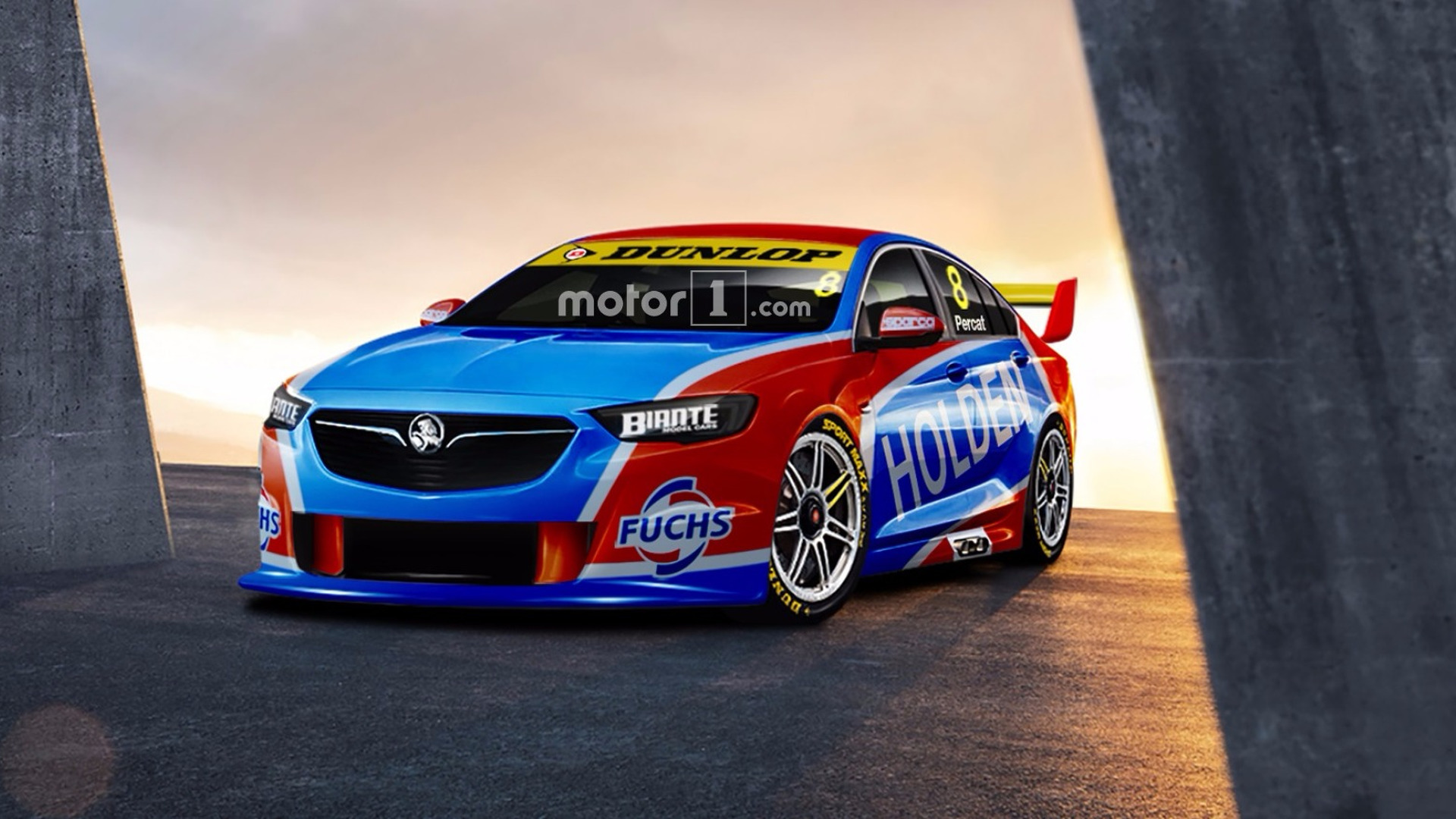 Is This What Holden S Supercars Racing Future Looks Like