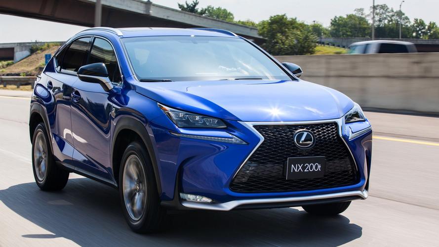 Lexus bate recorde e emplaca quase 700 mil unidades em 2016