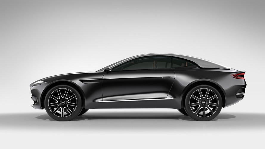 """Le SUV d'Aston Martin s'appellera-t-il """"Varekai"""" ?"""