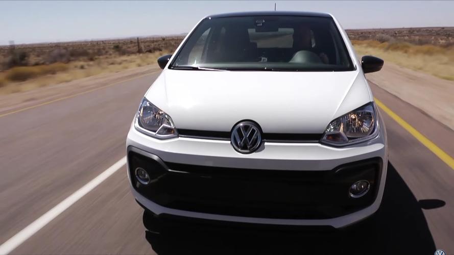VW up! GTI 2017