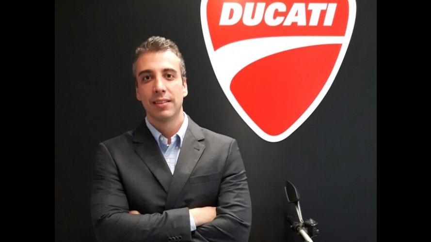 Em fase de crescimento, Ducati do Brasil anuncia mudança no comando