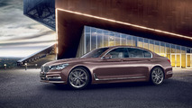BMW 750Li Rose Quartz