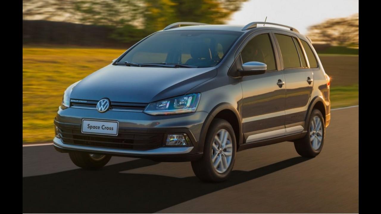 VW SpaceFox 2015 renovado chega com preço inicial de R$ 58.590 - veja tabela