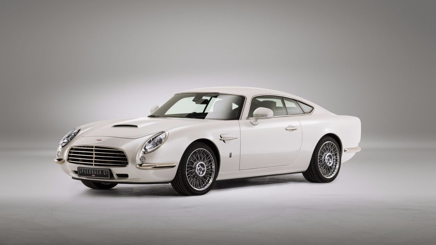 David Brown 2017 Speedback GT