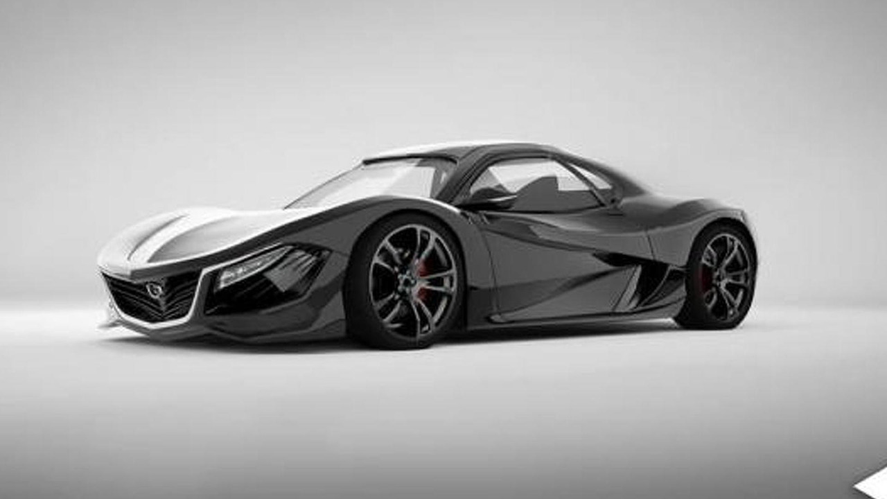 Gallery Rotary Ed 450 Bhp Mazda Rx 9 Concept Allegedly Coming In 2017 Production Due 2020