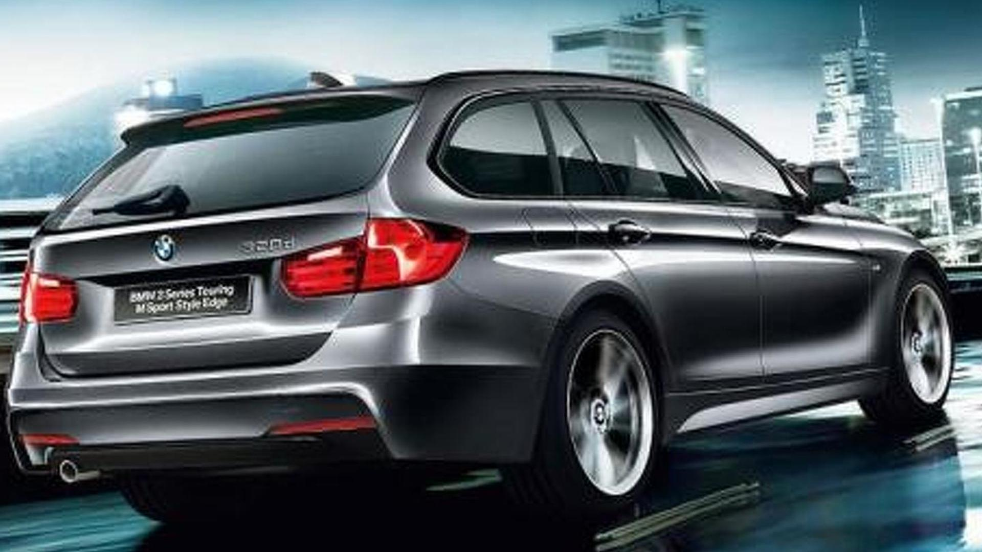 Bmw 3 Series M Sport Style Edge Limited Edition Announced