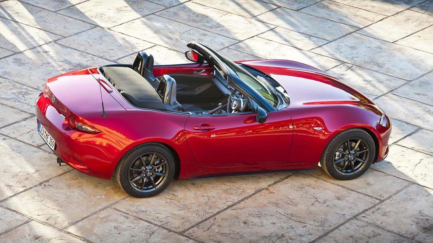 Mazda MX-5 AWD possibility, exec says