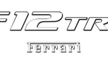 Ferrari F12 TRS logo