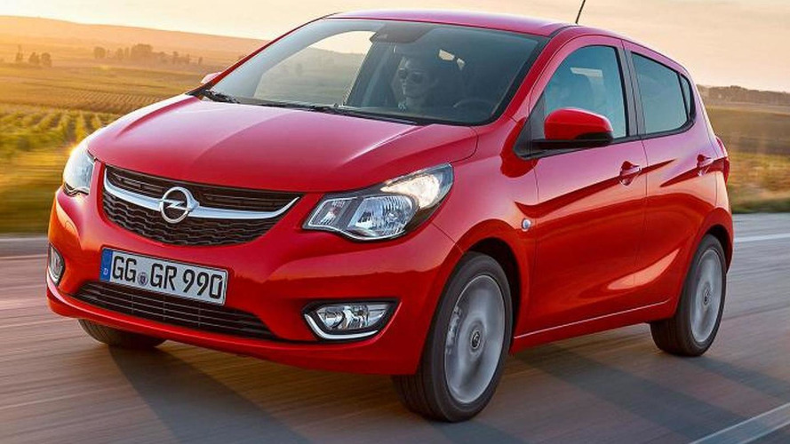 Opel Karl to spawn a new EV
