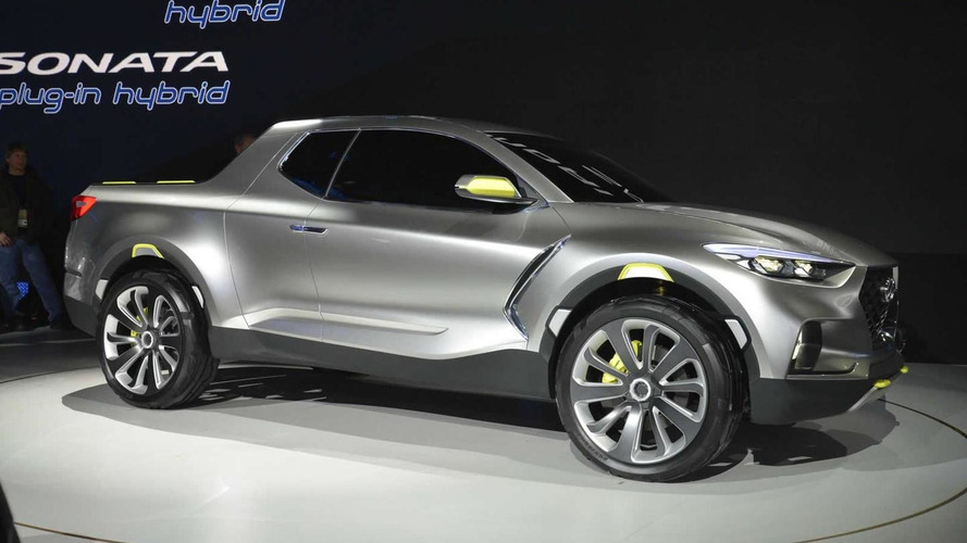 Hyundai says Santa Cruz production very likely; won't be labeled as pickup truck
