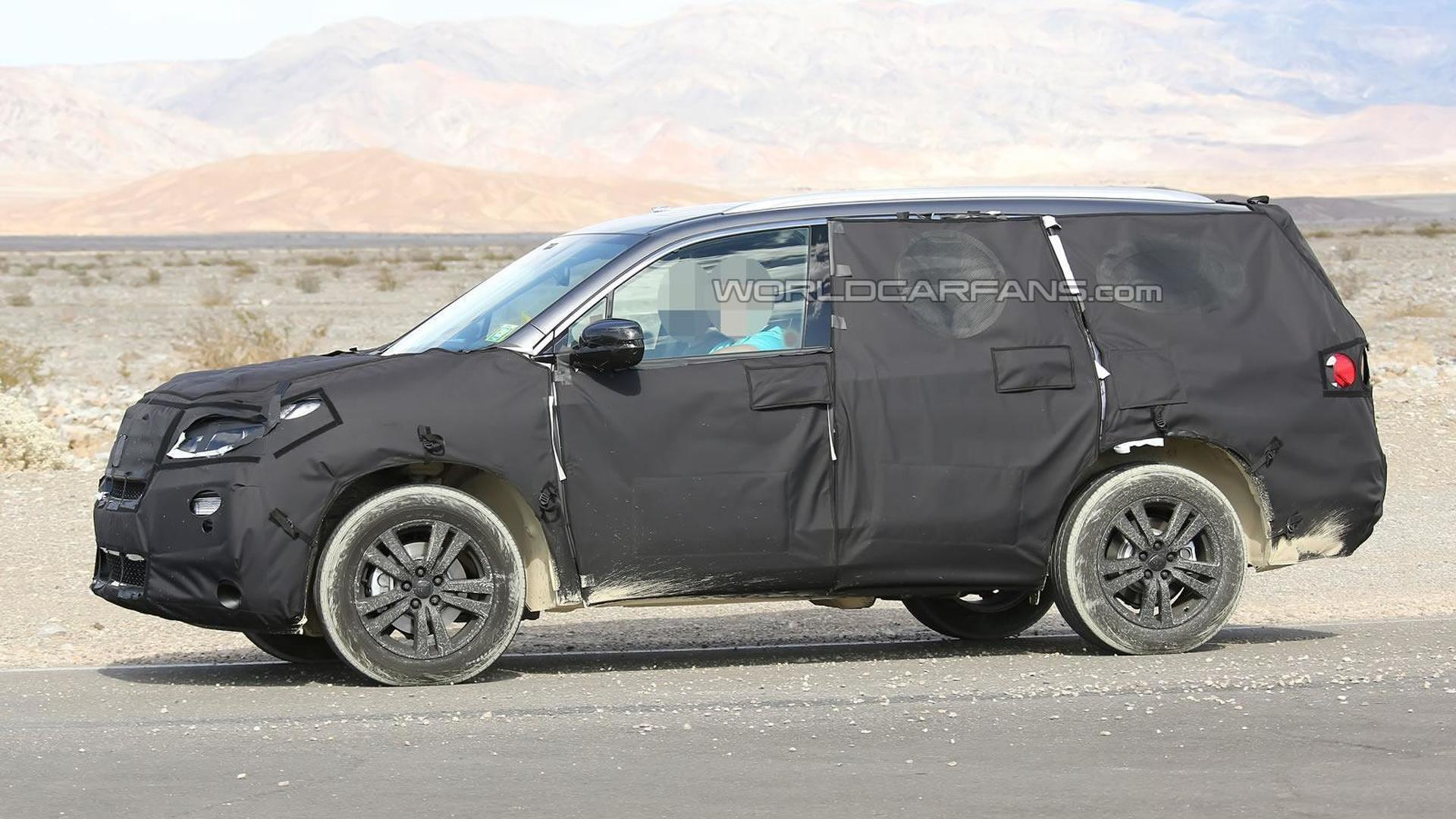 Redesigned Honda Pilot Confirmed For This Summer New Ridgeline Coming In 2016