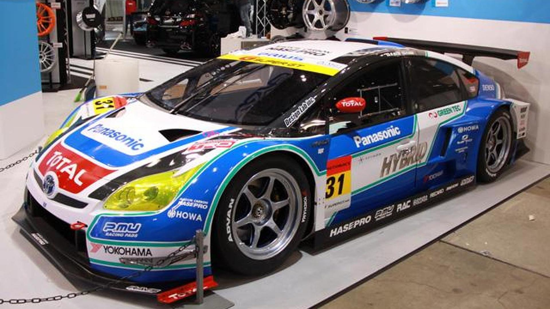 Toyota Race Cars >> Toyota Prius Gt300 Race Car Gets Real