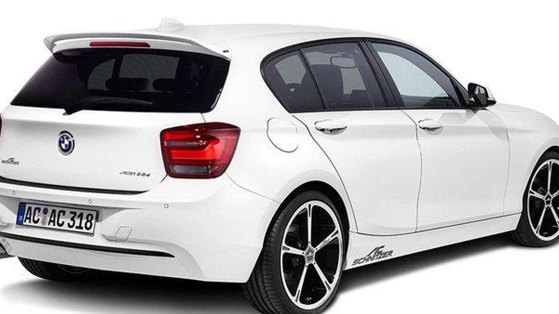 BMW F20 1 Series by AC Schnitzer