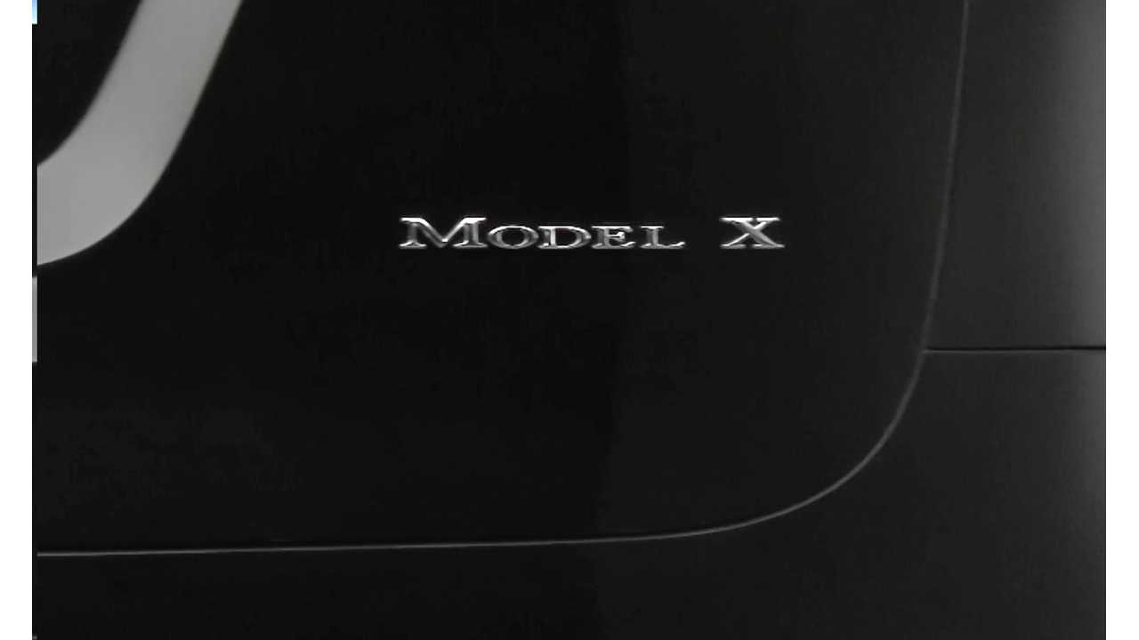 Tesla Model X Sold Out For 2015 - Order Today To Get Yours In 2016
