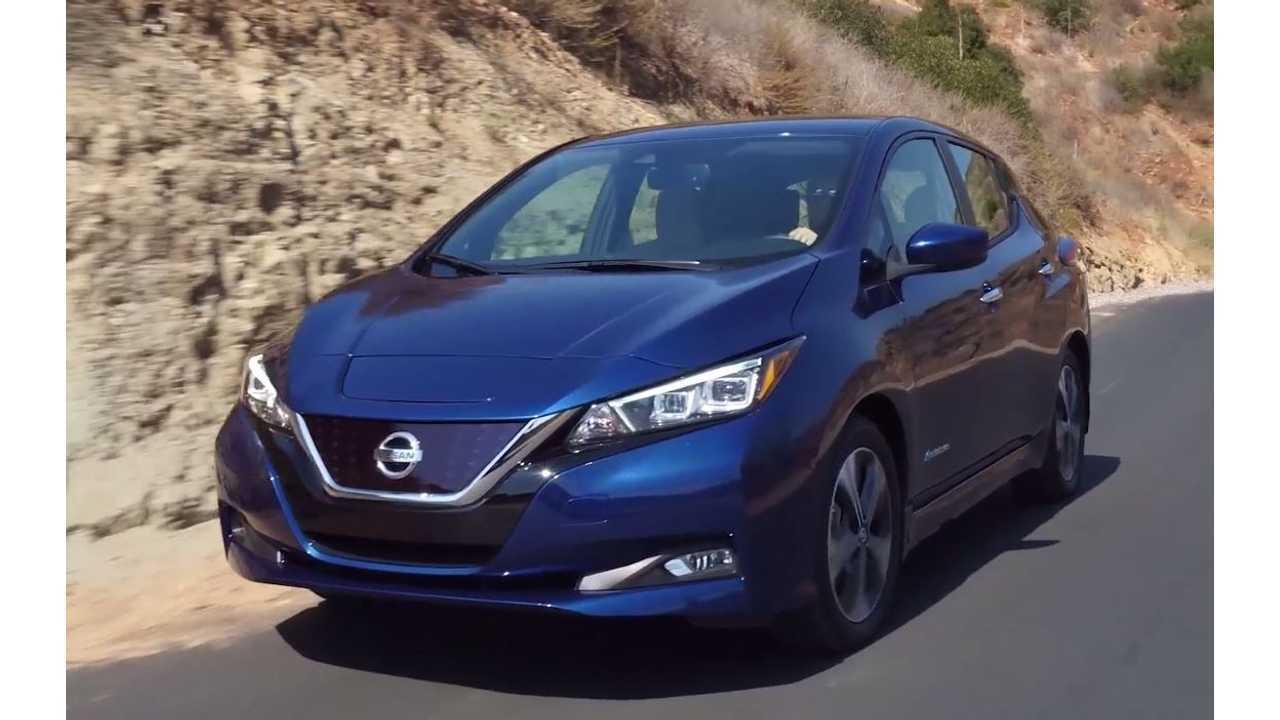 2018 Nissan LEAF - First-Gen To Second-Gen Changes