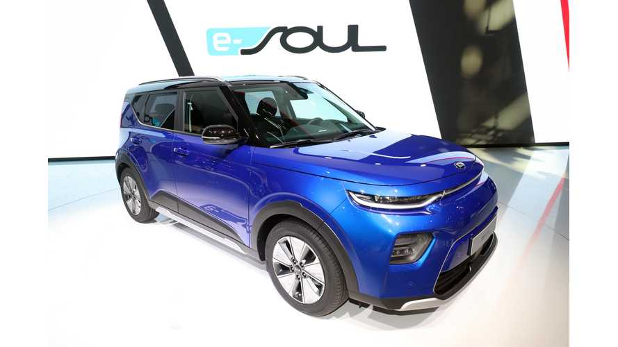 New Kia Soul EV Is Full Of Electric Soul: Photos & Videos