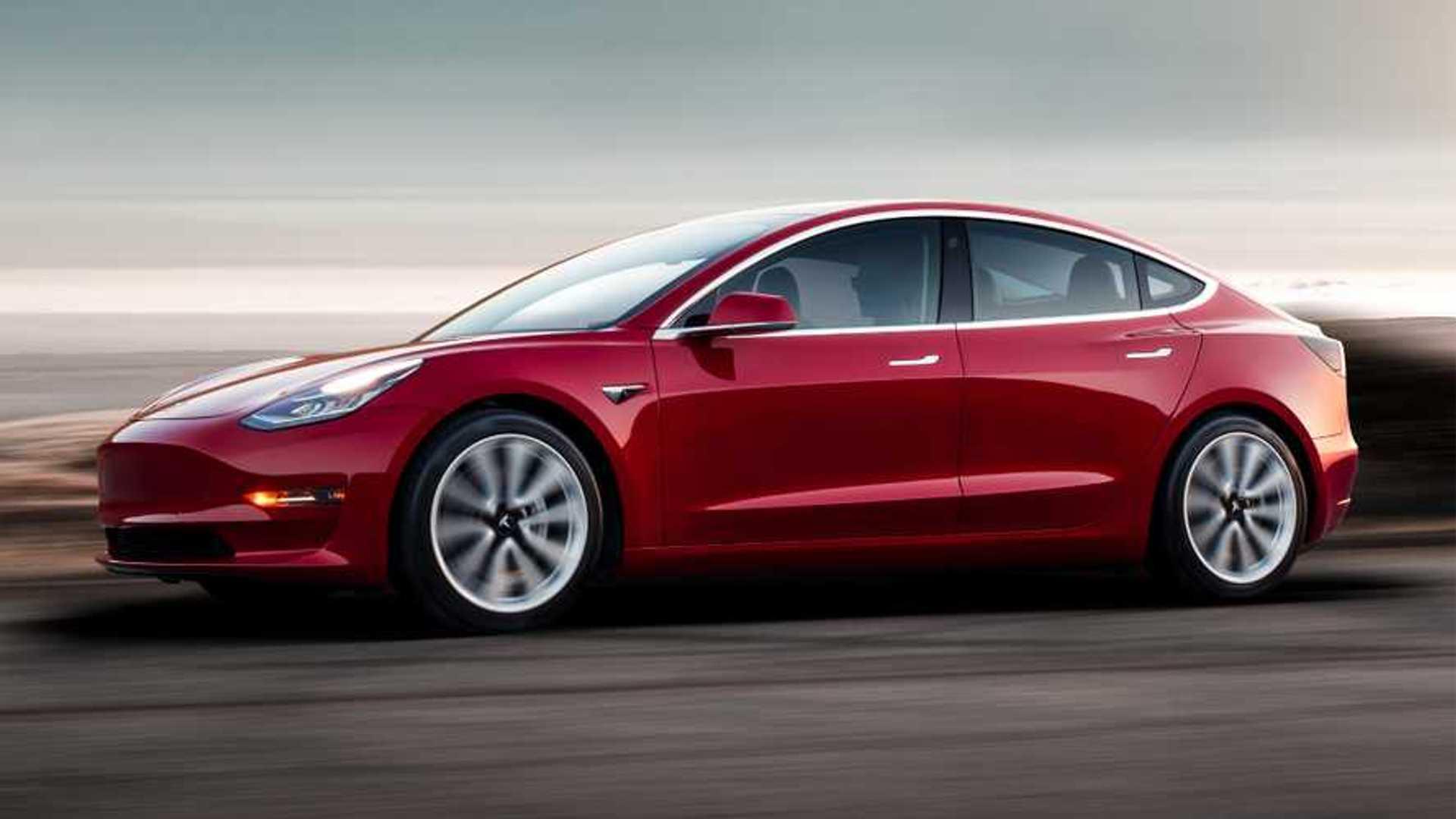 2602017393 Tesla Model 3 Tops German Electric Car Sales Chart