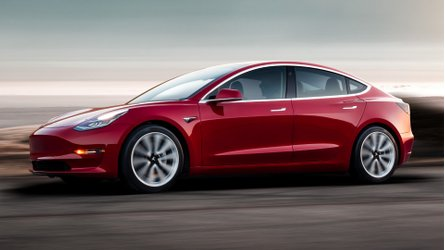 Tesla Model 3: Endlich offiziell konfigurierbar (Januar 2019)