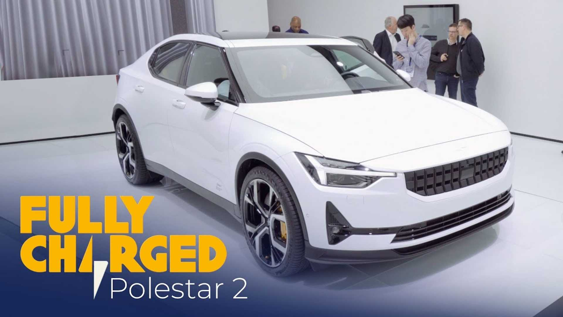 Polestar 2 In The Lens Of Fully Charged & Autogefühl: Videos