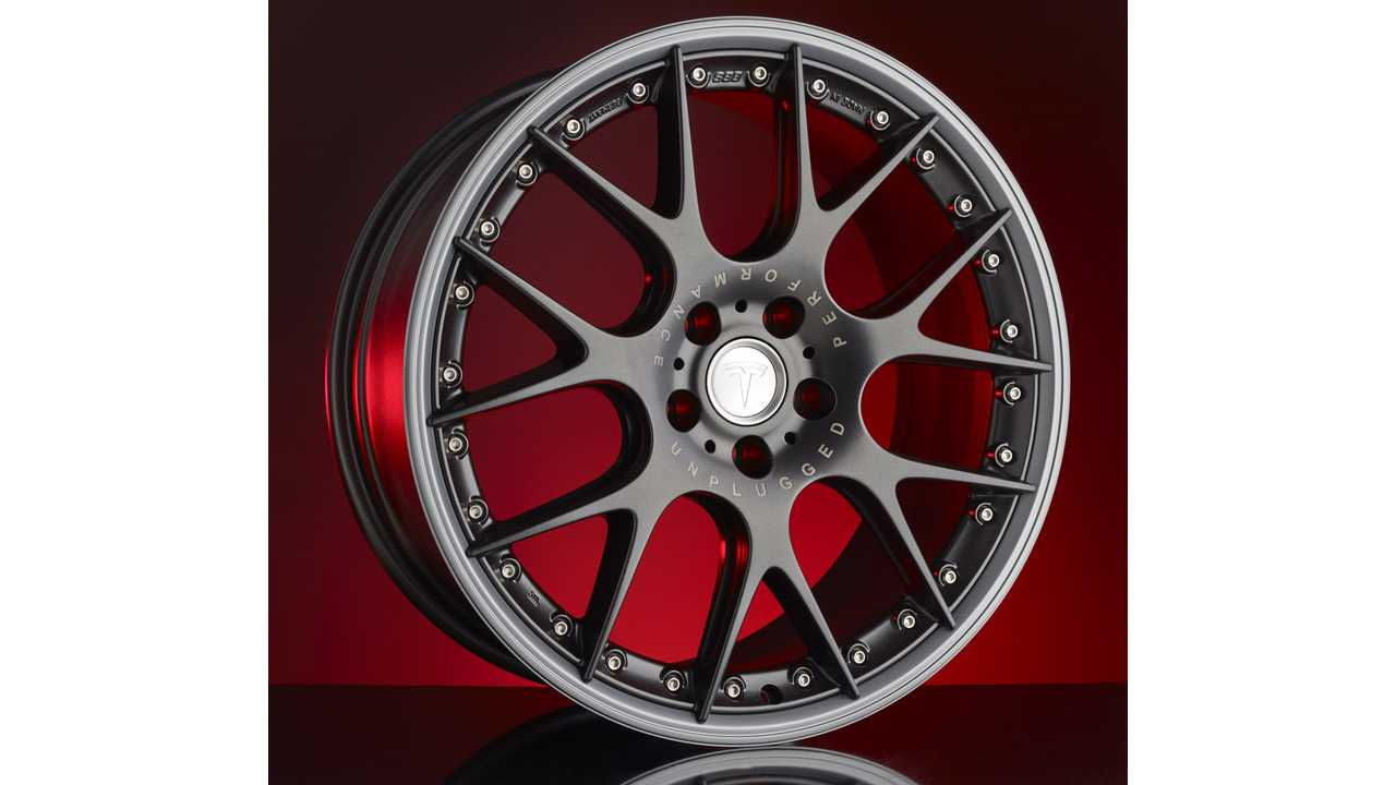 Tesla Model S - BBS Wheels - Unplugged Performance 2