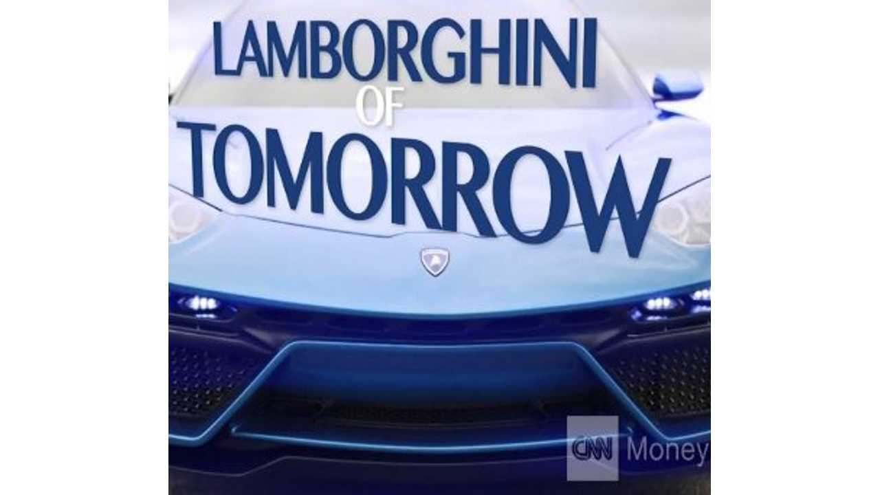 Lamborghini Plug-In Hybrid SUV Reportedly In The Works