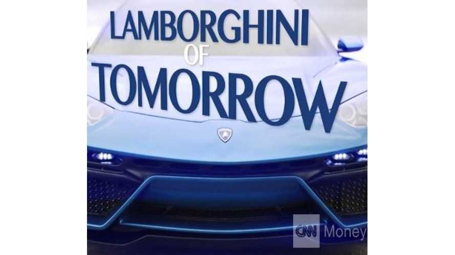 Lamborghini Plug-In Hybrid SUV Reportedly In The Works