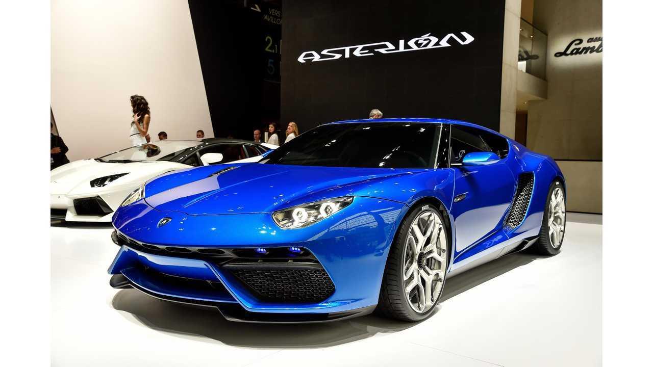 Lamborghini Asterion Lpi 910 4 Insideevs Photos